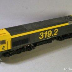 Comboios Escala: ROCO #63440. LOCOMOTORA RENFE 319.232.5. DC CONTINUA. DIGITAL. FUNCIONA PERFECTAMENTE.. Lote 224951312