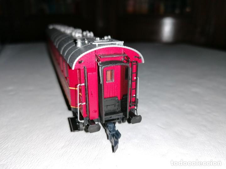 Trenes Escala: Roco H0 45673 Vagón Coche Cama Tipo WL4ü-28 DSG Alemán Nuevo OVP - Foto 6 - 225207560
