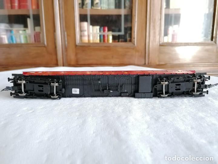 Trenes Escala: Roco H0 45673 Vagón Coche Cama Tipo WL4ü-28 DSG Alemán Nuevo OVP - Foto 11 - 225207560