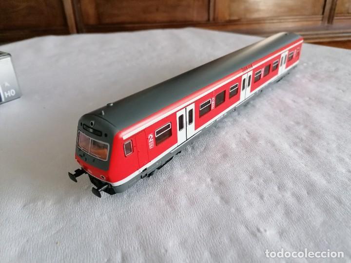 Trenes Escala: Roco H0 64278 Vagón Motor Urbano S-Bahn tipo Bxf DB AG Nuevo OVP - Foto 9 - 225215265