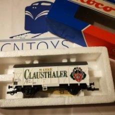 Trenes Escala: OFERTA VAGÓN CARGA ROCO CLAUSTHALER. Lote 225486506