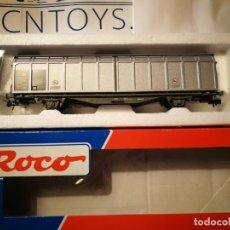 Trains Échelle: OFERTA ROCO VAGÓN CARGA 46501. Lote 225962922