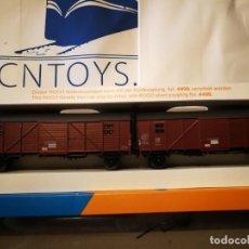 Trenes Escala: OFERTA ROCO VAGÓN CARGA 4328. Lote 225974210