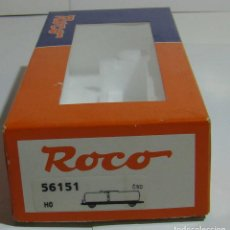 Trains Échelle: ROCO CAJA PARA VAGON REF: 56151. Lote 227566210