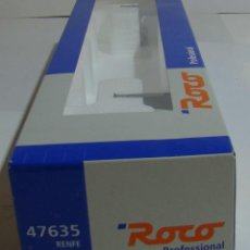 Trains Échelle: ROCO CAJA PARA VAGON RENFE REF: 47635. Lote 227566295