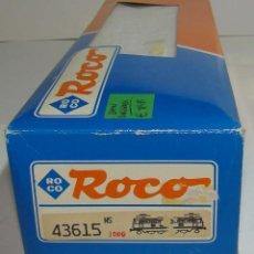 Trains Échelle: ROCO CAJA PARA LOCOMOTORA REF: 43615. Lote 227567295