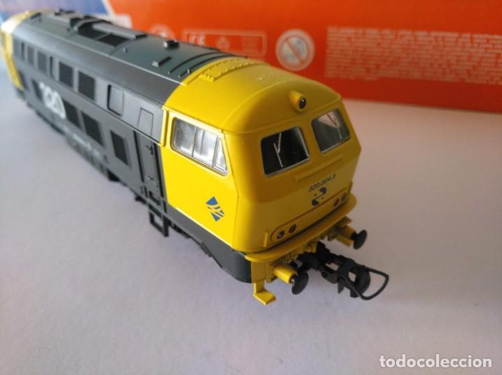 Trenes Escala: ROCO HO LOCOMOTORA RENFE REF: 63492 D320.004.5 - Foto 9 - 227713021