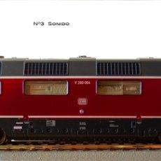 Trains Échelle: MÁQUINA ROCO. Lote 230300080