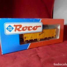 Trenes Escala: VAGÓN CERRADO ESCALA HO DE ROCO. Lote 232289400