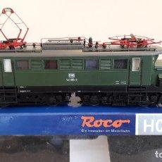 Comboios Escala: ROCO H0 DIGITAL LOCOMOTORA ELÉCTRICA S/144, DE LA DB, REFERENCIA 62405.. Lote 234407035
