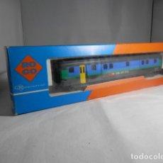 Trenes Escala: VAGÓN PASAJEROS DE LA SBB ESCALA HO DE ROCO. Lote 234963110