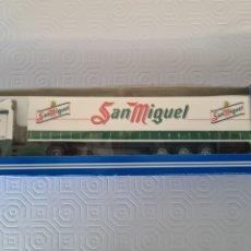 Trenes Escala: ROCO HO 2675 CAMION SAN MIGUEL. Lote 235036025