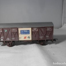 Trenes Escala: VAGÓN CERRADO ESCALA HO DE ROCO. Lote 235130720
