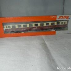 Comboios Escala: VAGÓN PASAJEROS DE LA DB ESCALA HO DE ROCO. Lote 235591305