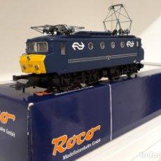 Trenes Escala: ROCO H0 DIGITAL LOCOMOTORA ELÉCTRICA S/1103 *BOTSNEUS*, DE LOS NS, REFERENCIA 62581 DC. Lote 235592250