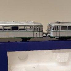 Trenes Escala: ROCO H0 AUTOMOTOR FERRO-BUS FRC 301 *EL ABUELO*, DE RENFE, REFERENCIA 63036 ANALÓGICO DC.. Lote 235600505