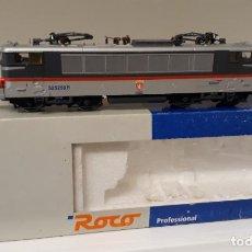 Trenes Escala: ROCO H0 DIGITAL LOCOMOTORA ELÉCTRICA S/25000, DE LA SNCF, REFERENCIA 63549 DC CTE CONTINUA.. Lote 235622645