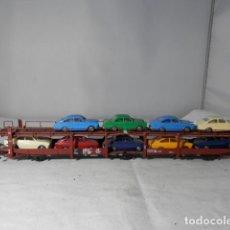 Comboios Escala: VAGÓN PORTACOCHES ESCALA HO DE ROCO. Lote 235938405