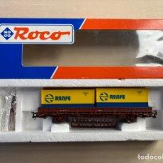Trenes Escala: ROCO 46536.3 HO RENFE. Lote 236739315