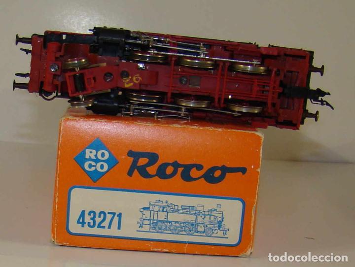 Trenes Escala: ROCO LOCOMOTORA DE VAPOR ANALOGICA REF:43271 ESCALA H0 - Foto 2 - 237252860