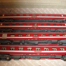 Trenes Escala: LOTE DE 4 VAGONES DEL CAPITOL DE ROCO. Lote 244407620
