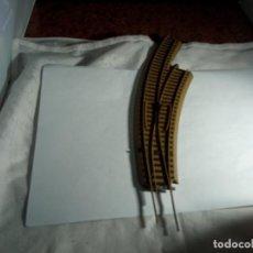 Trenes Escala: DESVIO ESCALA HO DE ROCO. Lote 244601985