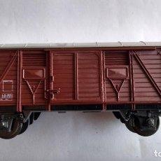 Trenes Escala: ROCO H0, VAGÓN CARGA CERRADO. Lote 244693435