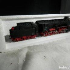 Trenes Escala: LOCOMOTORA VAPOR DE LA DB ESCALA HO DE ROCO. Lote 244903900