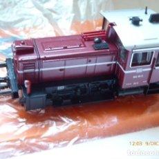 Trenes Escala: ROCO HO, TRACTOR PEQUEÑO NUEVO EN SU CAJA BR333. Lote 245429120