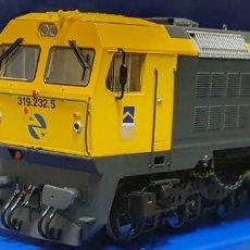 Trenes Escala: 319.232.5 TAXI CARGAS. Lote 246977785