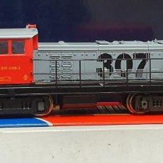 Trenes Escala: 307 ROJA Y GRIS. Lote 246983950
