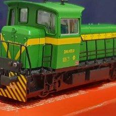 Trenes Escala: 309 VERDE. Lote 246985090