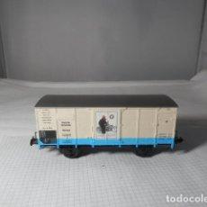 Trenes Escala: VAGÓN CERRADO ESCALA HO DE ROCO. Lote 249231630