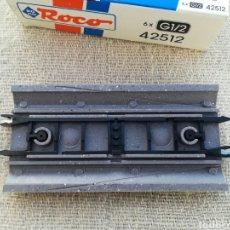 Trenes Escala: ROCO LINE HO G1/2 - CAJA CON 3 UNIDADES - RF. 42512 - PJRB. Lote 252638010