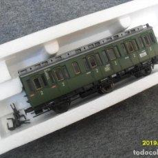 Trenes Escala: VAGON ROCO 3 EJES DB. Lote 253825320