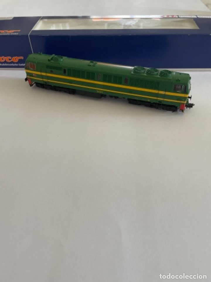 ROCO. HO. REF. 62726 RENFE 333 DIGITAL SONIDO (Juguetes - Trenes a Escala H0 - Roco H0)