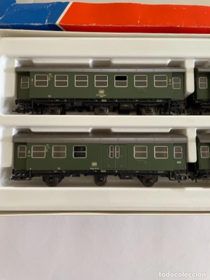 Trenes Escala: ROCO. HO. REF. 44047. CONJUNTO 4 COCHES - Foto 2 - 254707820