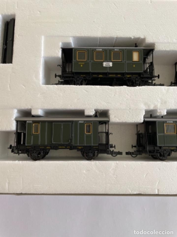 Trenes Escala: ROCO. HO. REF. 44014. CONJUNTO 4 COCHES - Foto 2 - 254708450