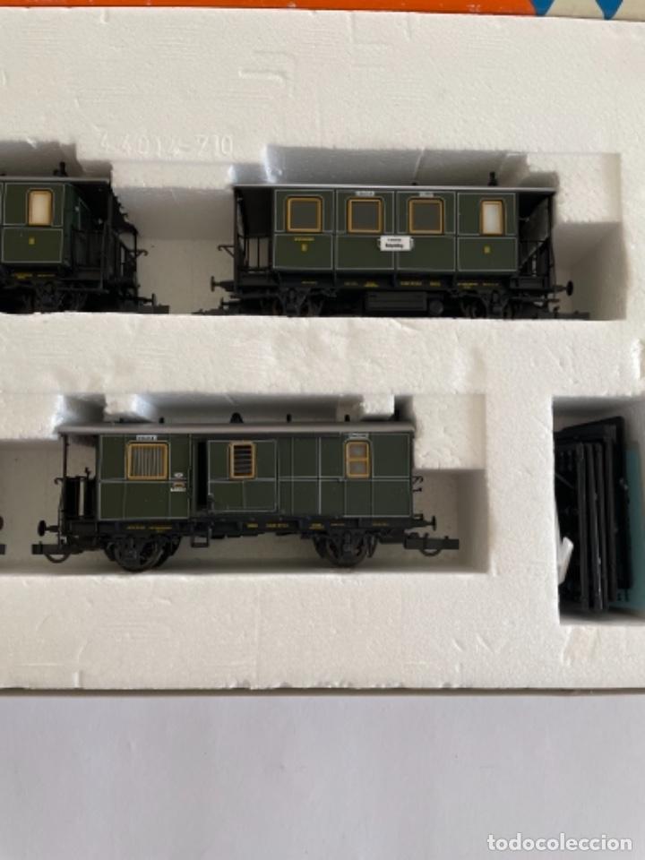 Trenes Escala: ROCO. HO. REF. 44014. CONJUNTO 4 COCHES - Foto 3 - 254708450