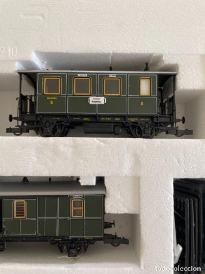 Trenes Escala: ROCO. HO. REF. 44014. CONJUNTO 4 COCHES - Foto 4 - 254708450