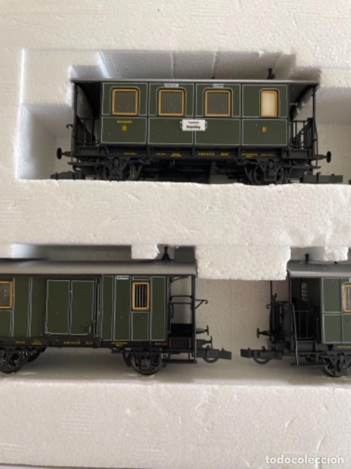 Trenes Escala: ROCO. HO. REF. 44014. CONJUNTO 4 COCHES - Foto 5 - 254708450