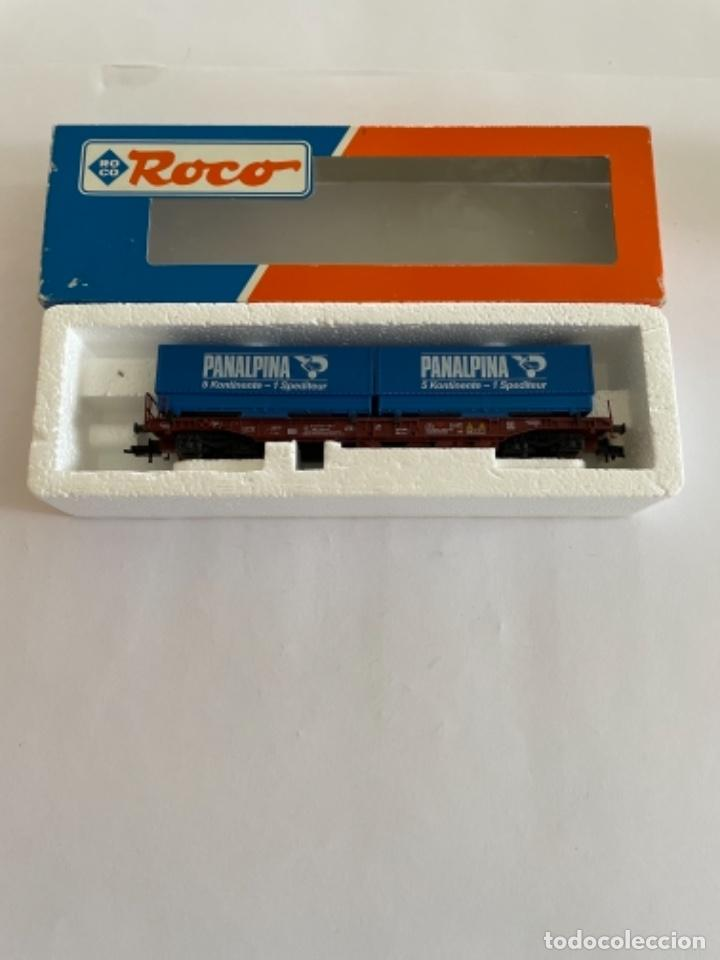 ROCO. HO. REF. 46361. VAGON (Juguetes - Trenes a Escala H0 - Roco H0)