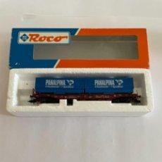 Trenes Escala: ROCO. HO. REF. 46361. VAGON. Lote 254727580