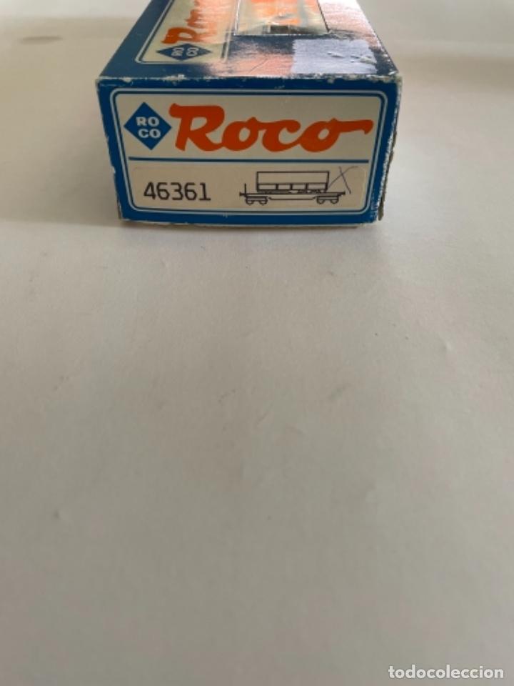 Trenes Escala: ROCO. HO. REF. 46361. VAGON - Foto 3 - 254727580