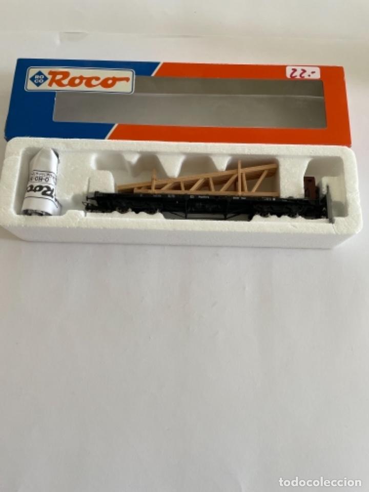 ROCO. HO. REF. 47185. VAGON (Juguetes - Trenes a Escala H0 - Roco H0)