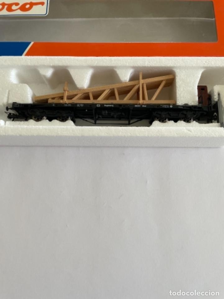 Trenes Escala: ROCO. HO. REF. 47185. VAGON - Foto 2 - 254728115