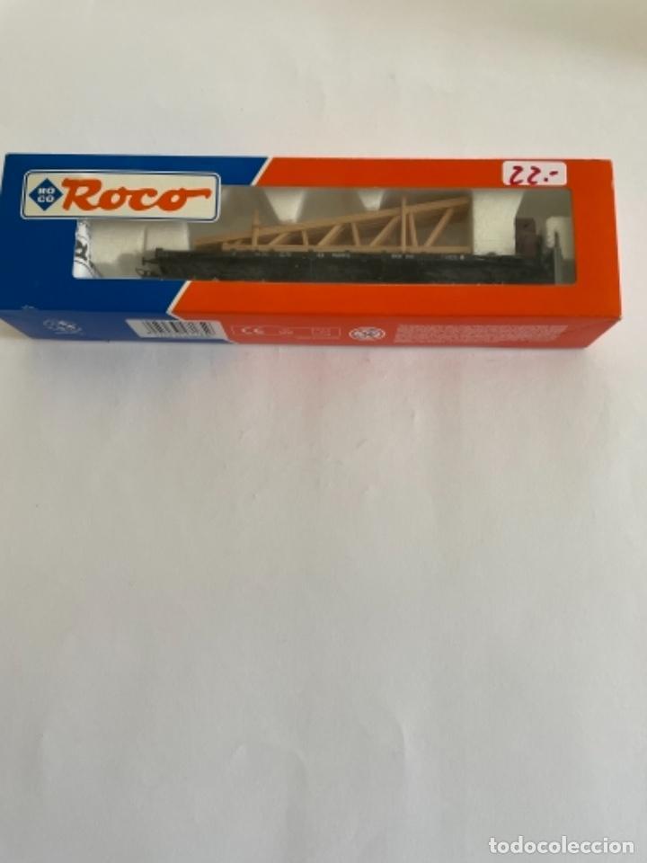 Trenes Escala: ROCO. HO. REF. 47185. VAGON - Foto 3 - 254728115
