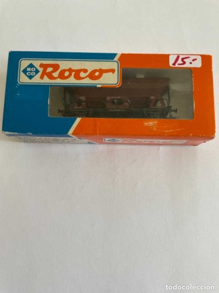 Trenes Escala: ROCO. HO. REF. 46132. VAGON - Foto 3 - 254730795