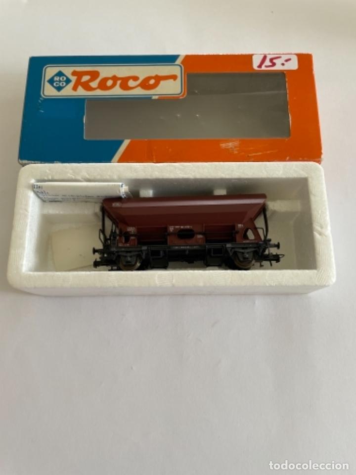 ROCO. HO. REF. 46132. VAGON (Juguetes - Trenes a Escala H0 - Roco H0)