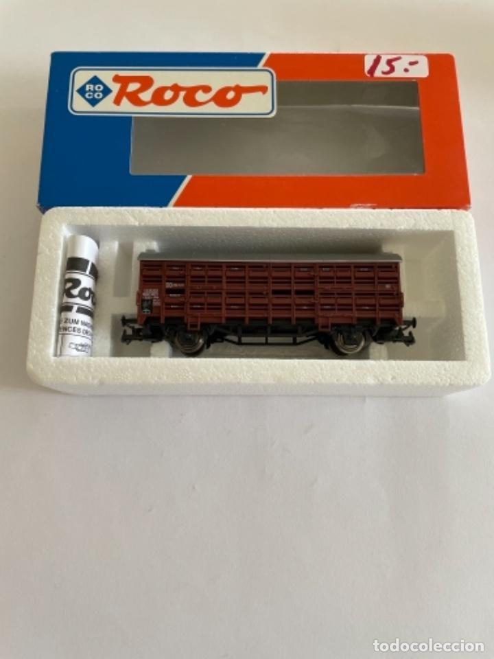 ROCO. HO. REF. 46035. VAGON (Juguetes - Trenes a Escala H0 - Roco H0)